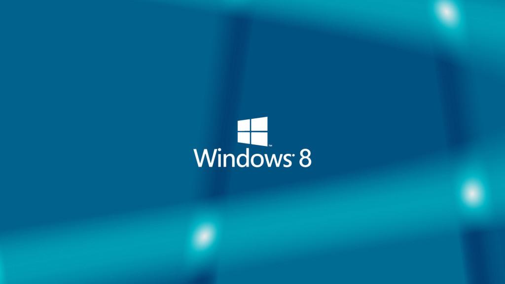 La tipica schermata di Windows 8