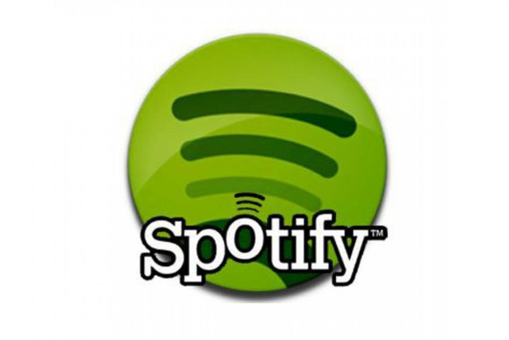 Il celeberrimo logo Spotify