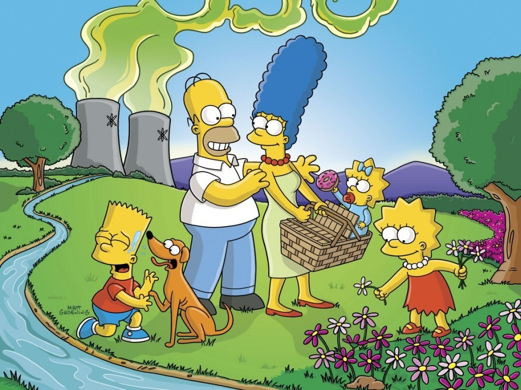 Trucchi Simpsons Springfield