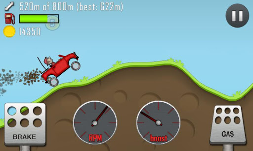 trucchi per hill climb racing