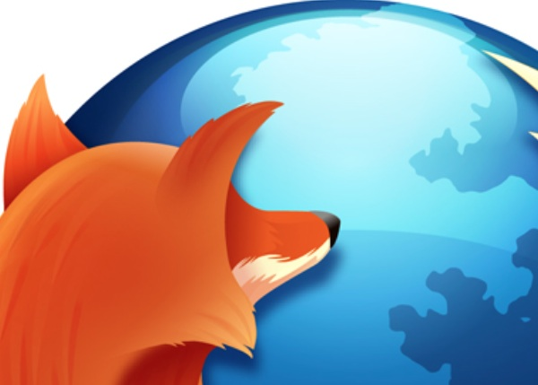 Il logo di Mozilla Firefox