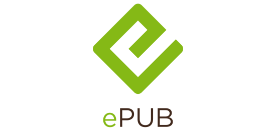 Il classico logo ePub
