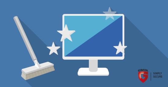 Come eliminare Adware e Toolbar con G Data Clean UP
