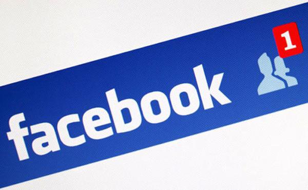 Una richiesta di amicizia Facebook