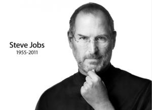 Anniversario della scomparsa di Steve Jobs