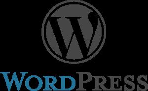 Il logo WordPress