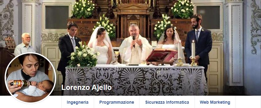 Lorenzo Ajello - Profilo